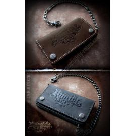Rumble 59 leather wallet