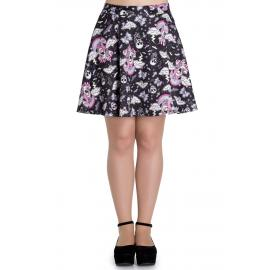 Candy goth skirt