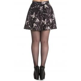Arcane mini skirt