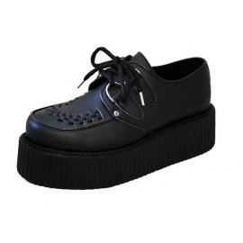Creeper doble suede vegan
