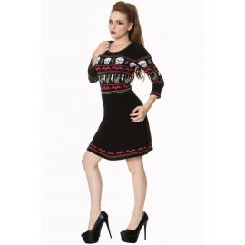 All hallows knit dress