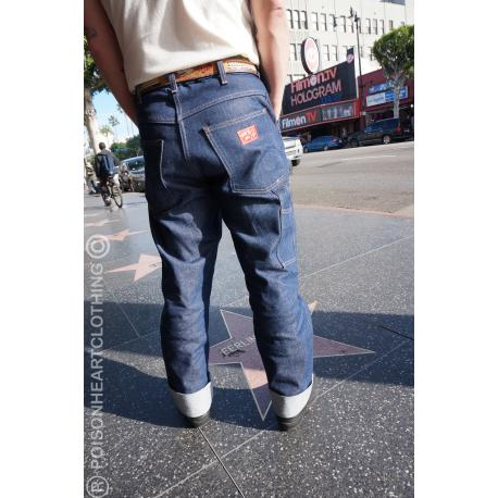 Jean shirt with jeans men