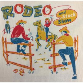 Rodeo & Stock Show Mens Tee