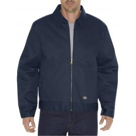 Insulated Eisenhower Jacket dark navy